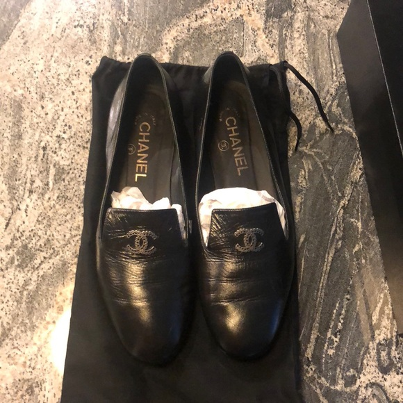 CHANEL Shoes | Chanel Moccasins Loafers